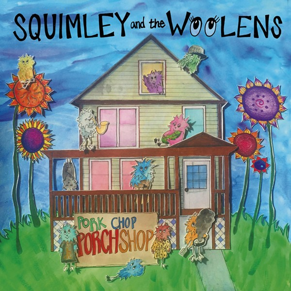 Squimley and the Woolens, Pork Chop Porch Shop