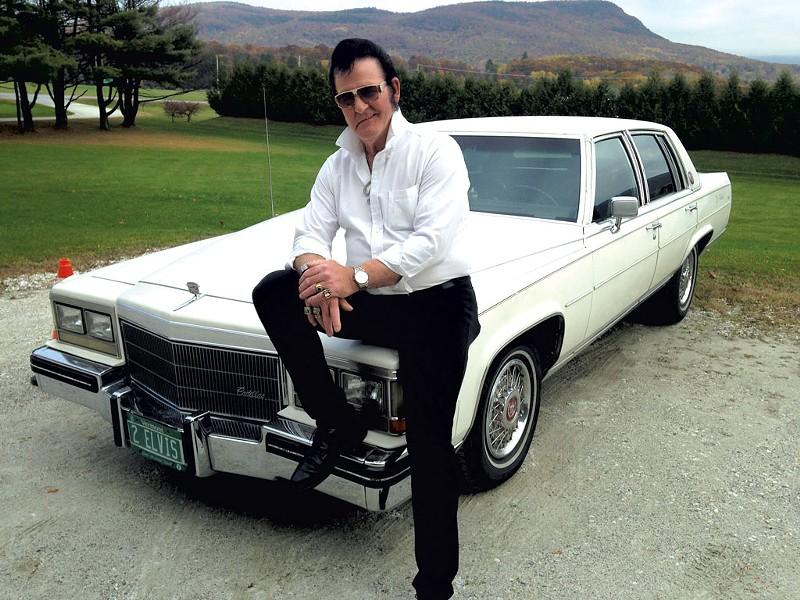 Vermont's roadside Elvis - KEN PICARD