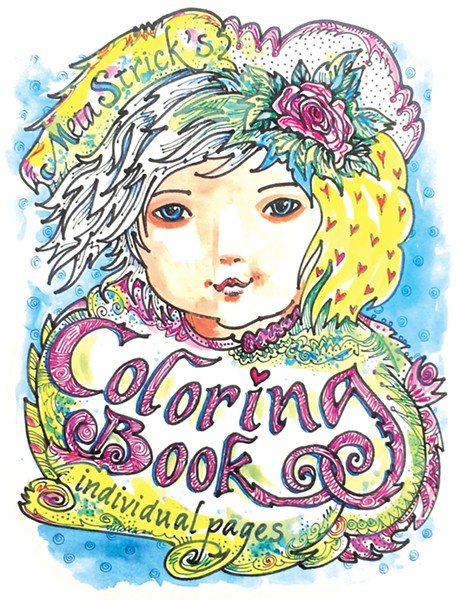 Meta Strick's Coloring Book