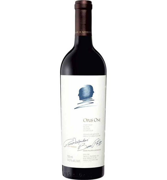 2013 Opus One Cabernet Sauvignon