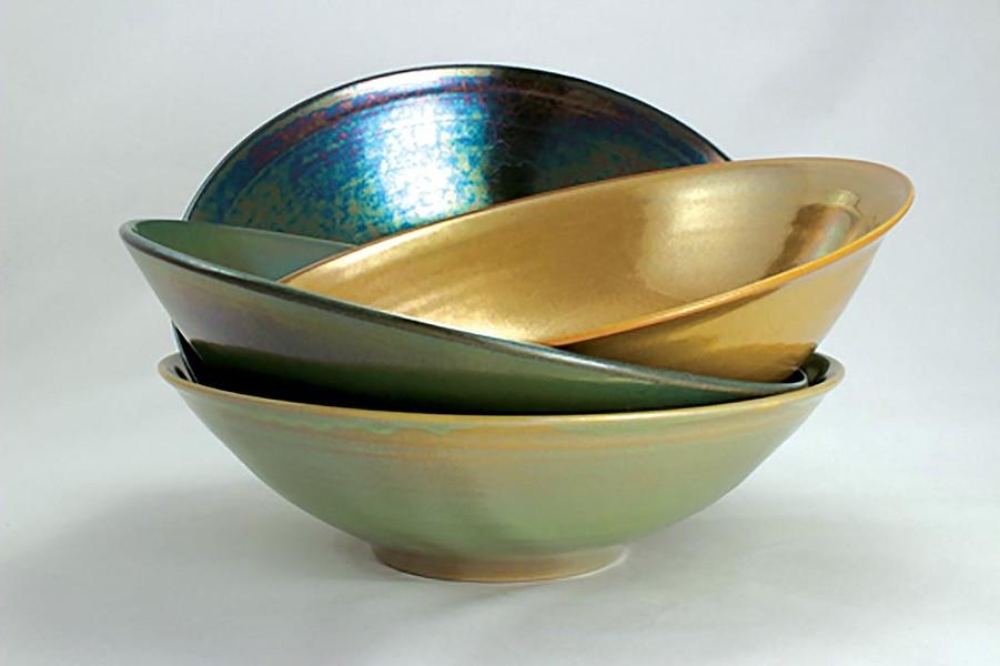 Pottery by Jean Meinhardt
