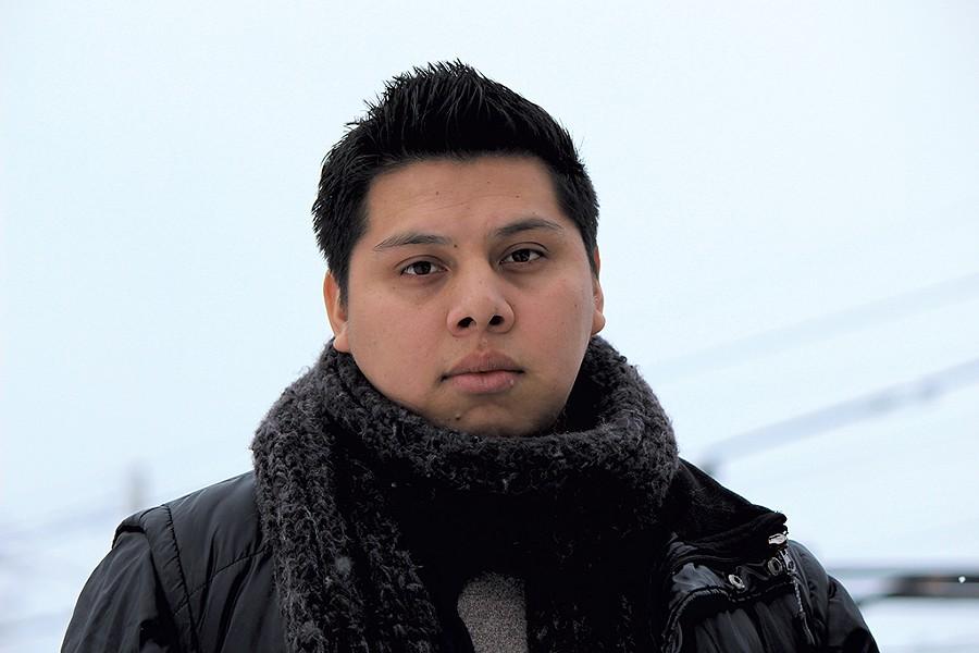 Enrique Balcazar - FILE: PAUL HEINTZ