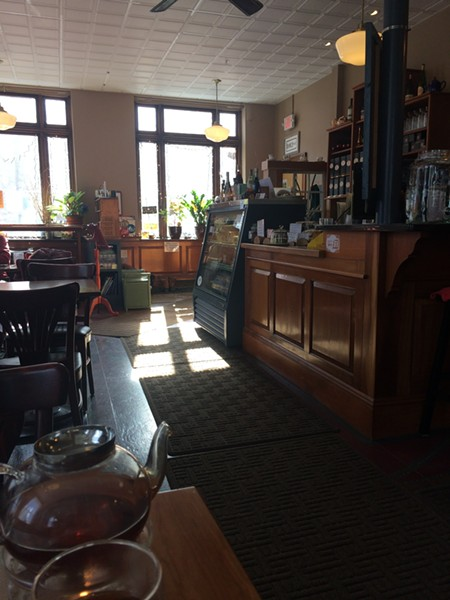 North Branch Café in Montpelier - SUZANNE PODHAIZER