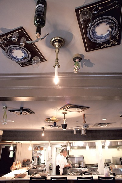The ceiling at Junction - FILE: MATTHEW THORSEN
