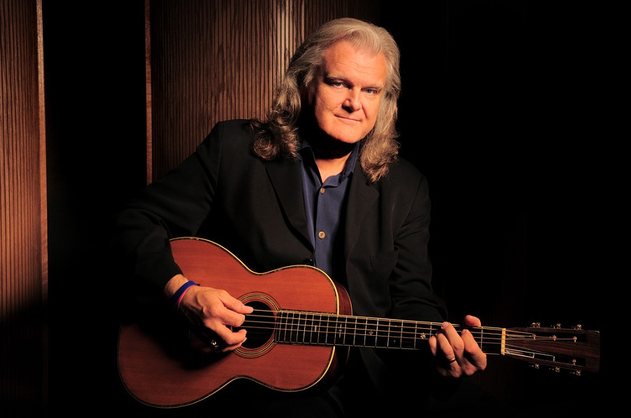 Ricky Skaggs - COURTESY PHOTO