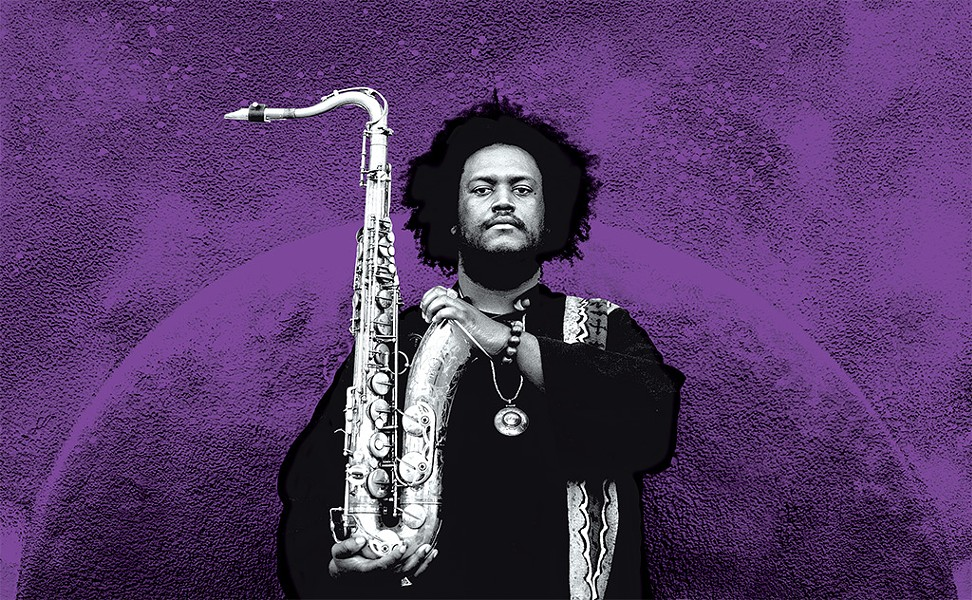 PHOTOS COURTESY OF KAMASI WASHINGTON