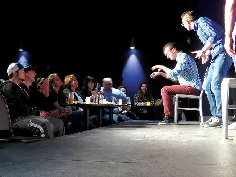 Vermont Comedy Club - PHOTOS: MATTHEW THORSEN