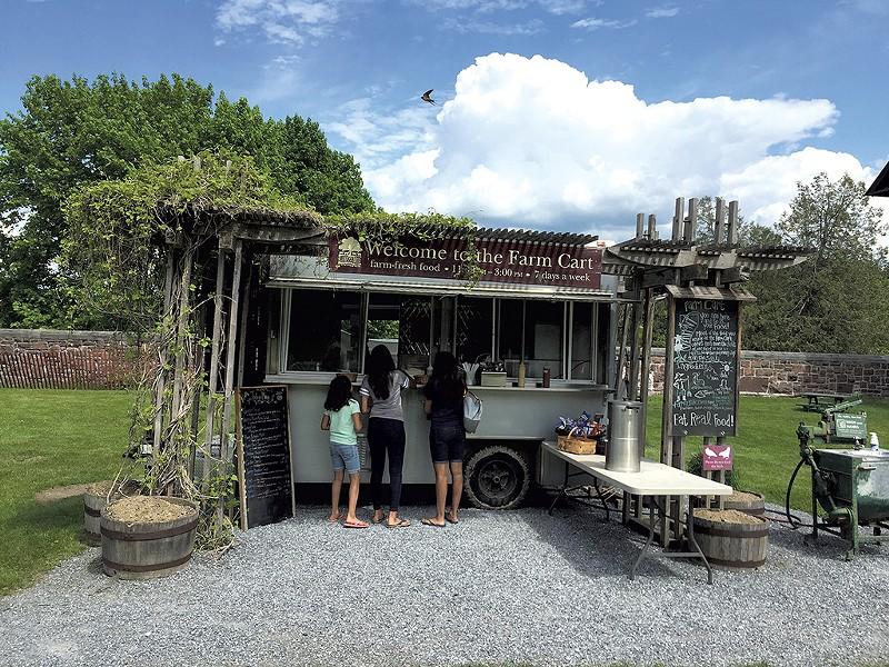The Farm Cart