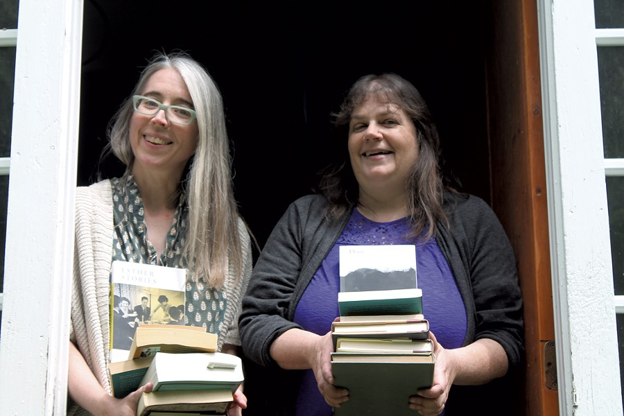 Shari Altman (left) and Rebecca Siegel - JULIA SHIPLEY
