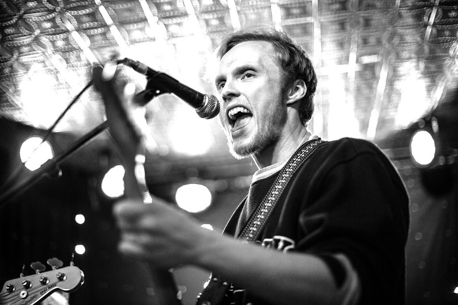 Charlie Hill of Bison - COURTESY OF LUKE AWTRY PHOTOGRAPHY