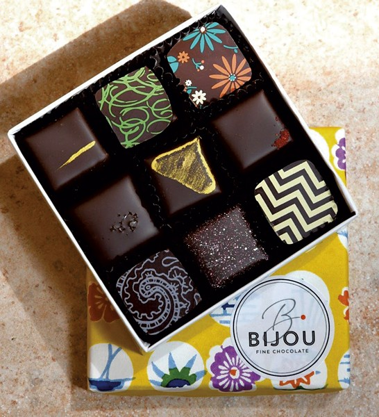 Bijou Chocolates - LEE KROHN