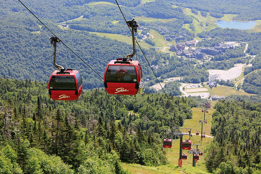 Stowe Mountain Resort - COURTESY OF STOWE MOUNTAIN RESORT