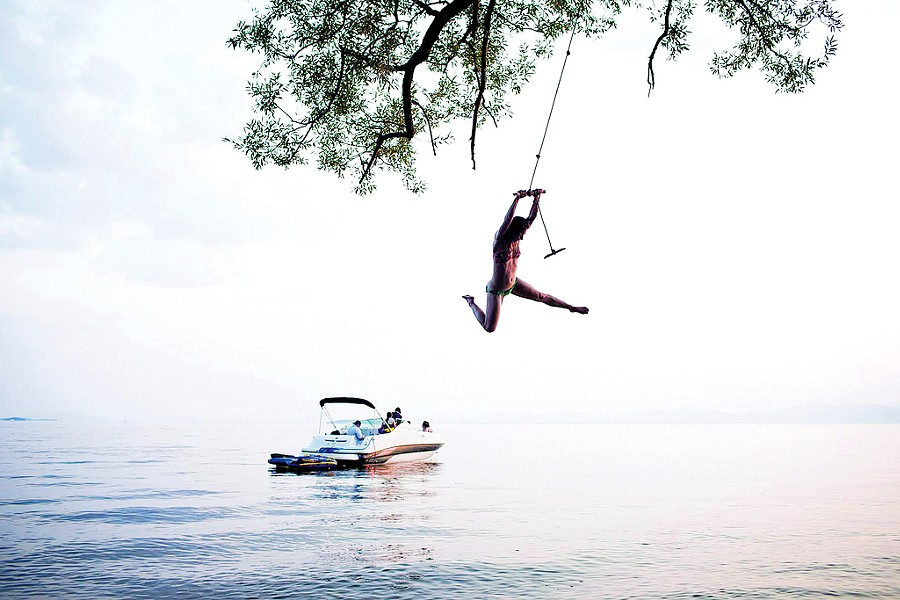 Lake Champlain Islands - FILE: MONICA DONOVAN