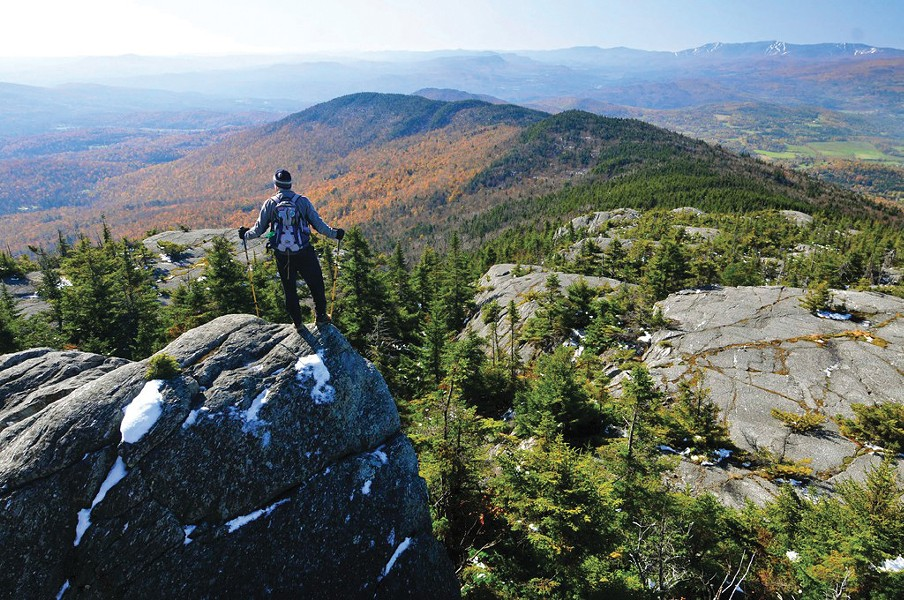 Hunger Mountain - FILE: JEB WALLACE-BRODEUR