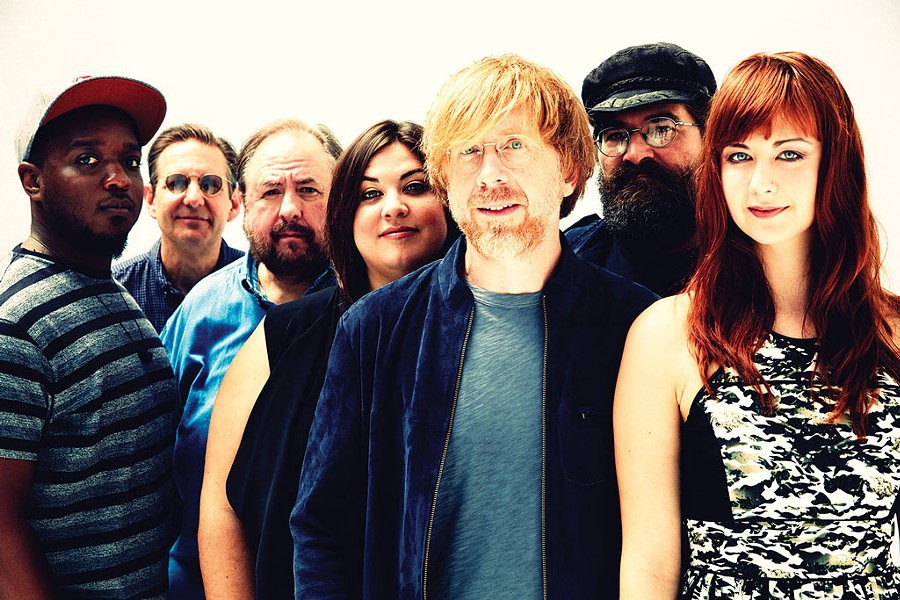 Trey Anastasio Band - COURTESY PHOTO