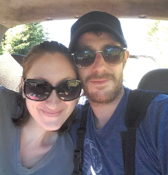 Molly and Jason McLain