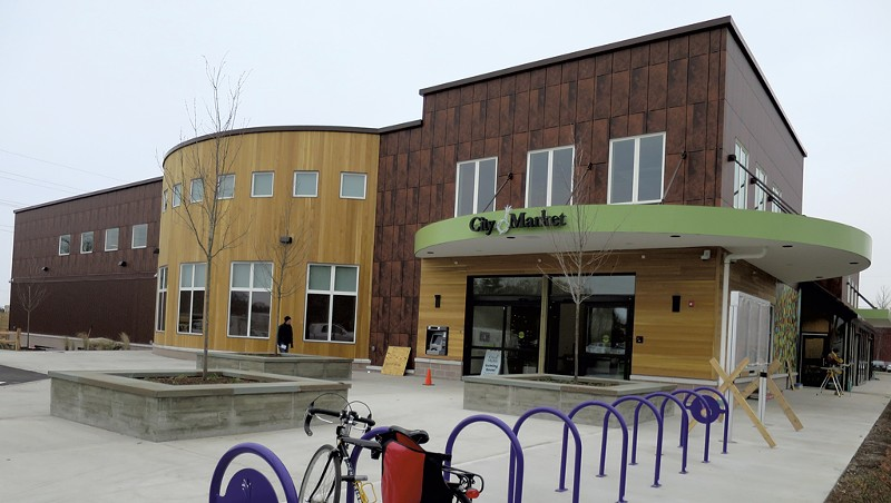 Onion River Co-op Past and Present, and a Preview of the New City Market
