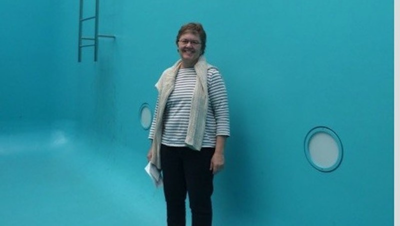 Catherine Brooks (at the 21st Century Museum of Contemporary Art in Kanazawa, Japan)