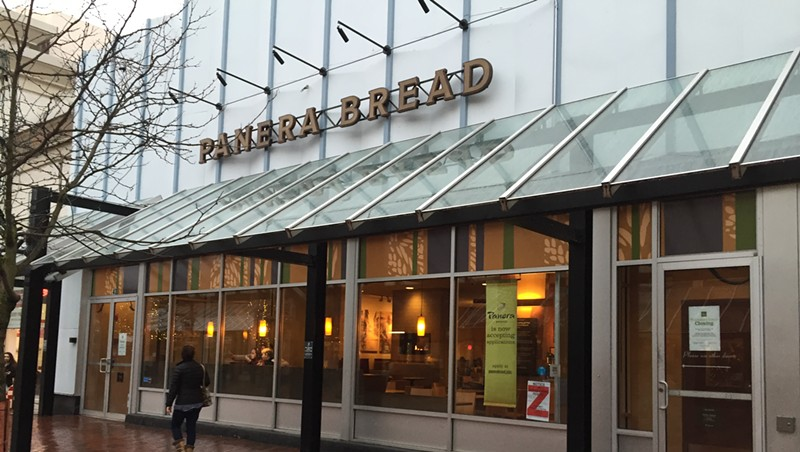 Panera Bread Closing on Church Street