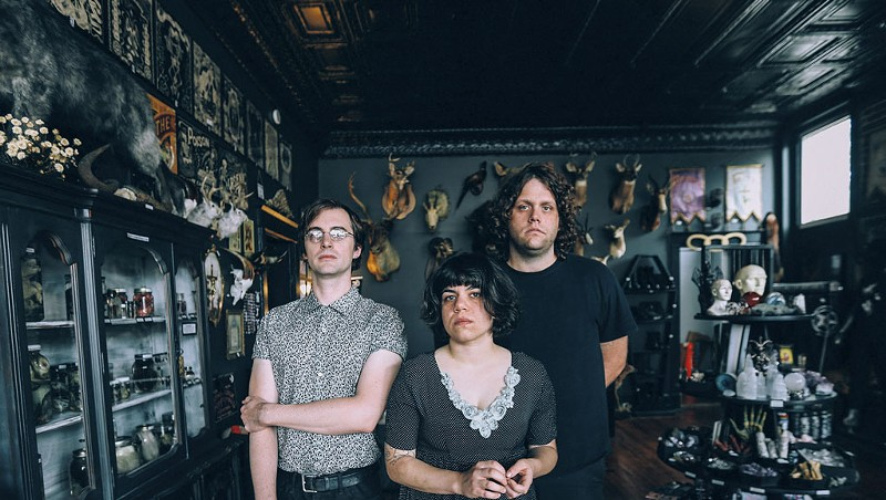 Screaming Females' Melissa Paternoster Talks Tattoos, Basement Culture and Contentment