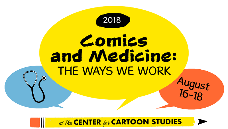 Center for Cartoon Studies to Host Comics and Medicine Conference