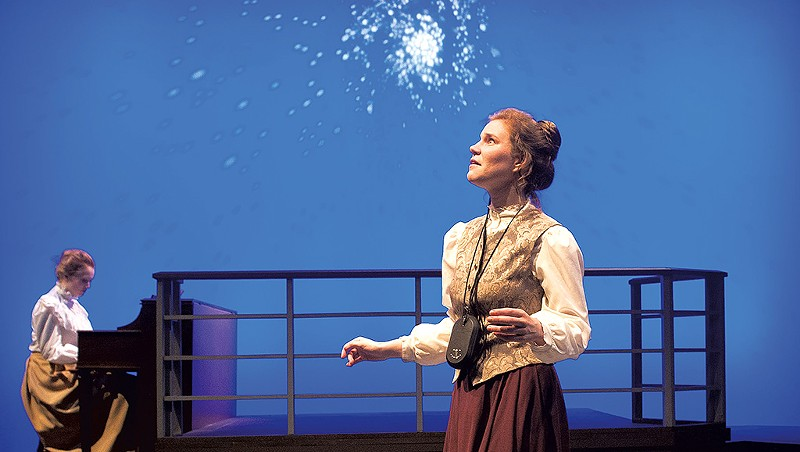 Theater Review: 'Silent Sky,' Lost Nation Theater