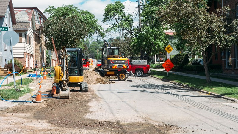 The Parmelee Post: Burlington Named Best Construction Site to Raise a Family In
