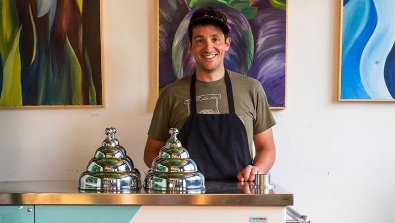 Shy Guy Gelato: A Taste of Italy in Burlington's South End