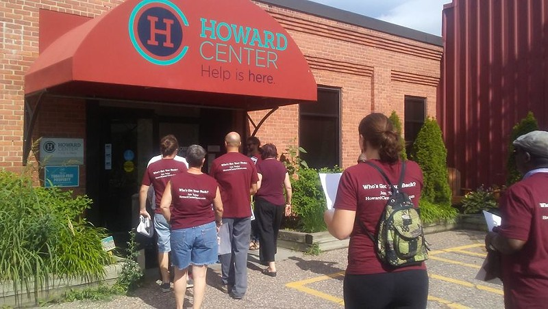 Union Claims Howard Center Tried to 'Stifle' Federal Investigation