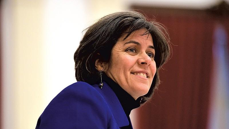 House Speaker Mitzi Johnson