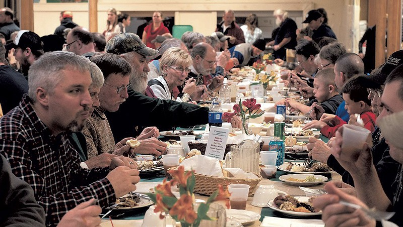Eat This Week, November 14 to 21, 2018: Beaver Dinner