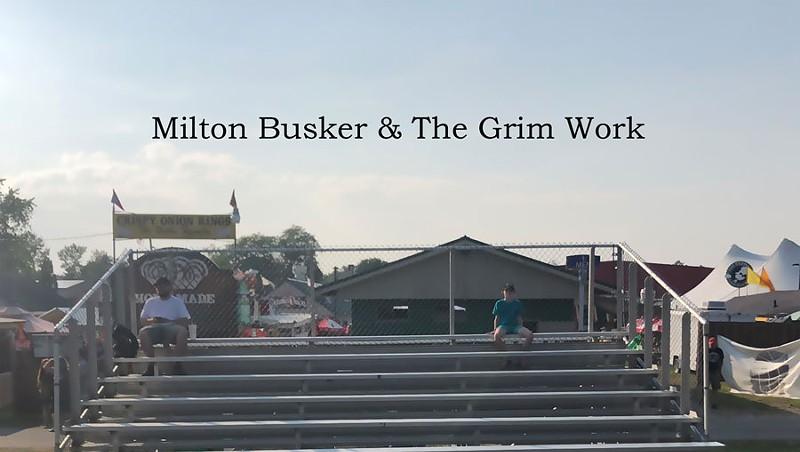 Album Review: Milton Busker & the Grim Work, 'Milton Busker & the Grim Work'