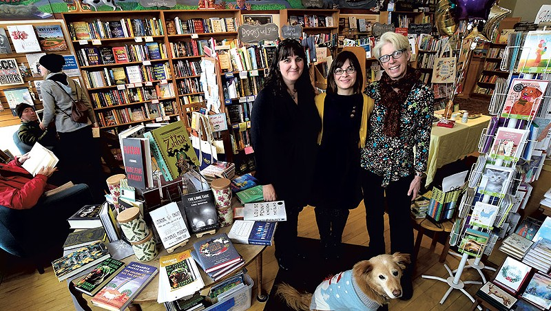 At 30, Galaxy Bookshop Anchors Hardwick With Literature and Love