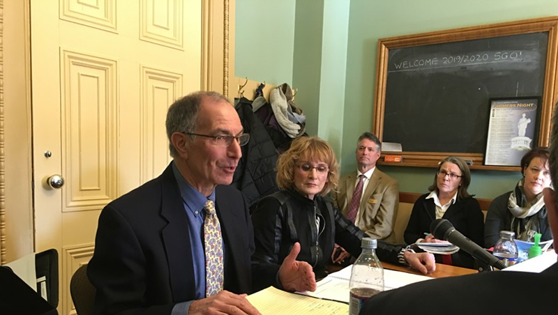 Walters: Vermont Ethics Panel Seeks More Authority