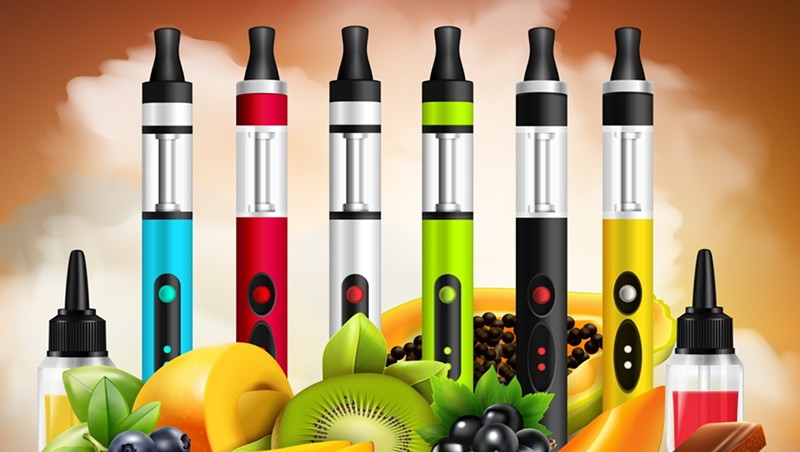 Questionable Authority: Seven Days Staffers Weigh in on Vermont Youth and e-Cigarettes