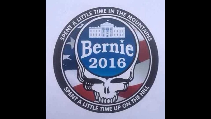 Sunshine Daydream: What Would Bernie Sanders Say to Deadheads?
