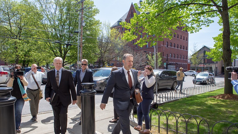 Quiros, Stenger, Face Federal Charges in EB-5 Scandal