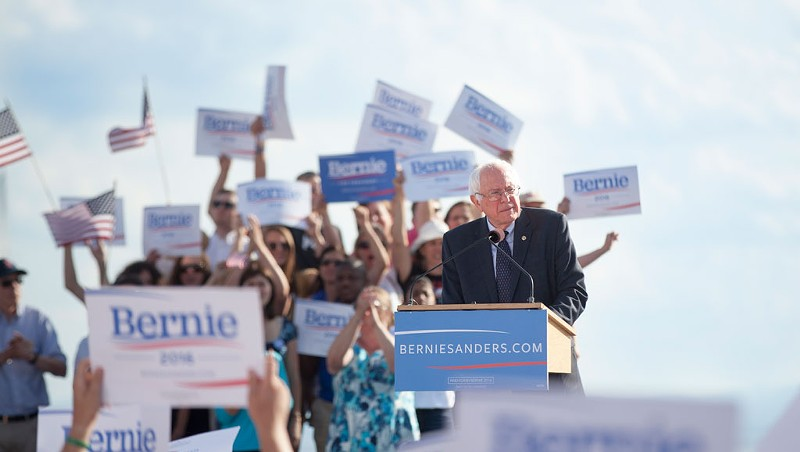 Walters: Montpelier to Seek Payment for Sanders Rally Costs