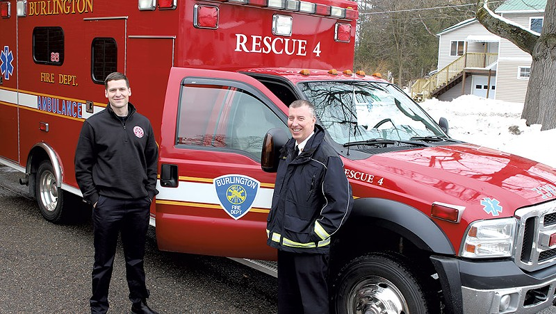 To the Rescue? Burlington Wants Money for EMTs in Year of Big Tax Increases