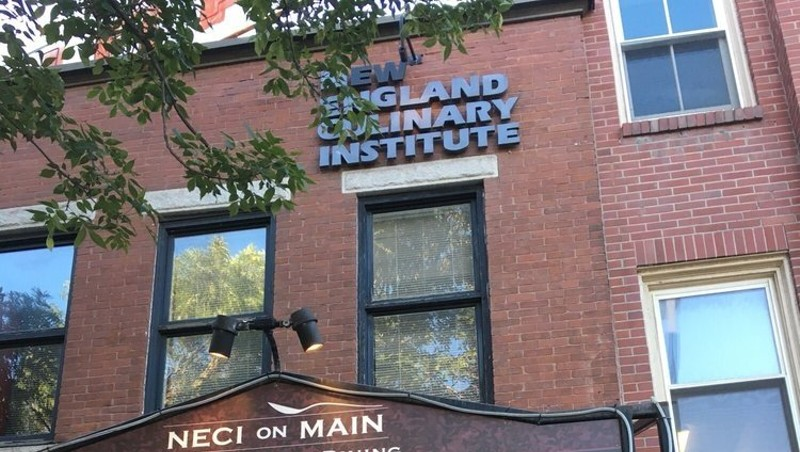 New England Culinary Institute Ends Dinner Service