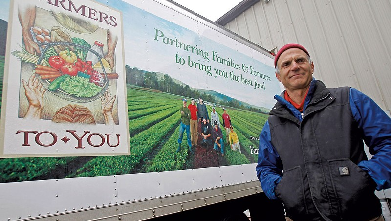 Vermont-Grown Produce Is a Hot Commodity in Hard Times