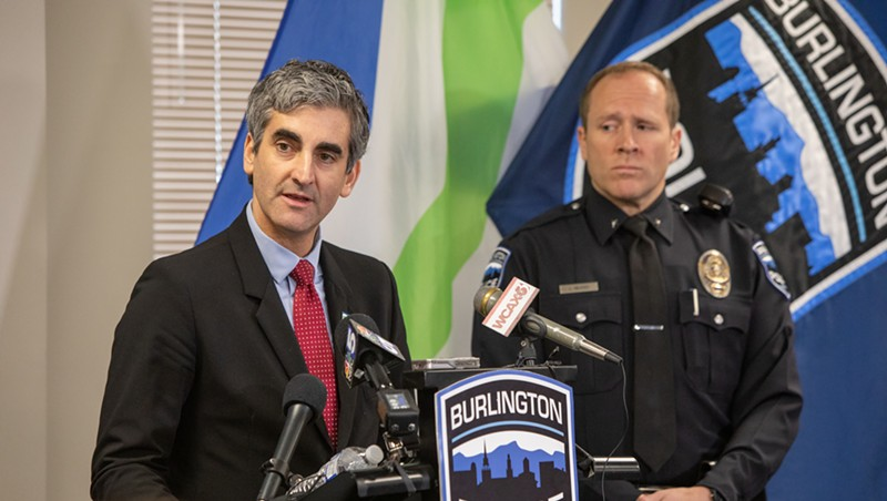 Burlington Police Commission to Review New Use-of-Force Policy