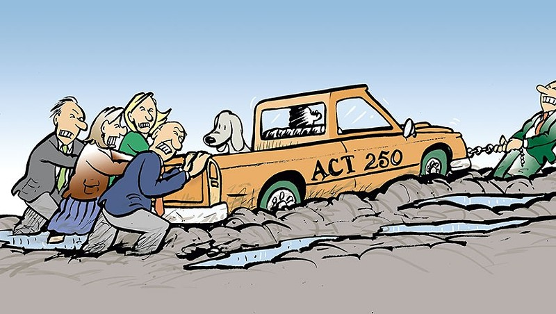 Act 250 Bill Hits Quagmire in the Latest Act of a Long Legislative Drama
