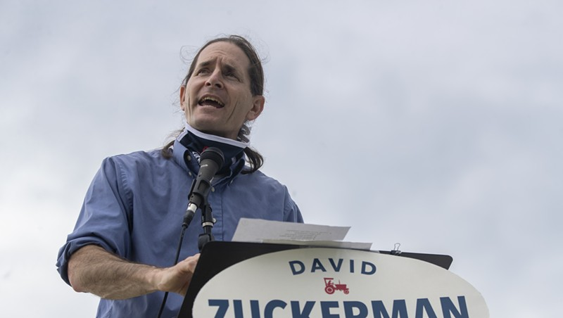 Zuckerman, Gray Top Their Fields in Vermont Campaign Fundraising