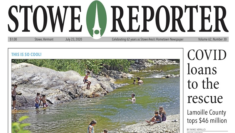 The Stowe Reporter