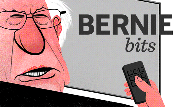 Bernie Bits: Sanders to Trade the Trail for the White House