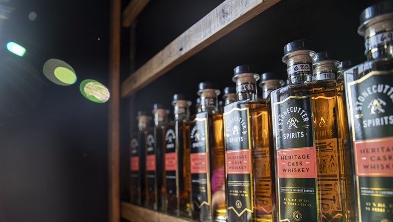 Stonecutter Spirits Acquired by New Ownership, Will Stay in Vermont