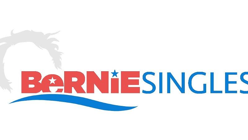 BernieSingles.com banner