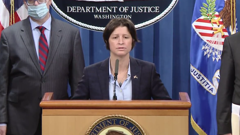 Christina Nolan, U.S. Attorney for the District of Vermont