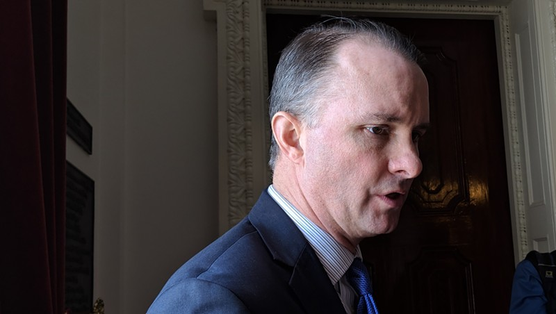 Attorney General T.J. Donovan